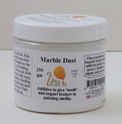 Zest-it Marble Dust Fine Grain 250gm
